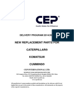 CEP Part Manual