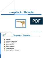 Linux Multithreaded Server Architecture