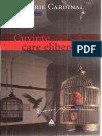 Documents.tips Marie Cardinal Cuvinte Care Elibereaza