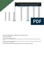 Tabla de Actualización Del Dinero CV1E
