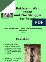 Pakistan Presentation 051506