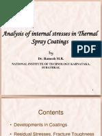Analysis of internal stresses in Thermal Spray Coatings .pdf