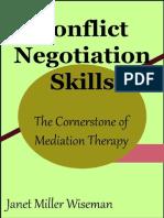 Conflict Negotiation Skills