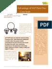 Metallurgical Advantage of SAP Parts Seals