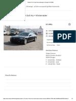 Mazda RX-8 Coupé Gebrauchtwagen in Ehingen für € 3