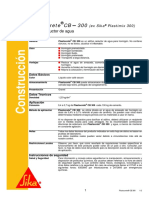 Plastocrete CB 300