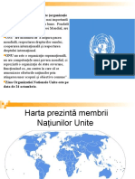 ONU si FMI