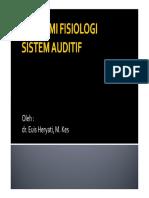 Anfis Sistem Auditifx