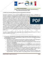 RAPORT DE MONITORIZARE a performanței autorităților centrale în domeniul descentralizării, autonomiei locale și a democrației locale (trimestrul 2, 2016)