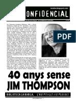 L'H Confidencial, 111. 40 anys sense Jim Thompson