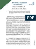Estatuto de los Jueces de Adscripción territorial