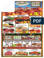 Sprouts Flyer