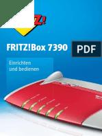 Handbuch FRITZ Box 7390