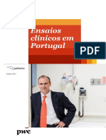 APIFARMA PWC Investig Clinica Em Portugal FINAL 18 JUN 2013