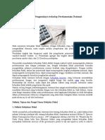 Kebijakan Fiskal Dan Pengaruhnya Terhadap Perekonomian Nasional