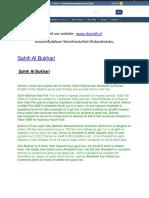 Bukhari Sharif In Roman English Pdf