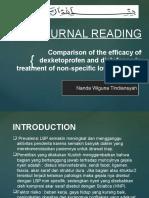 Journal Reading Ppt