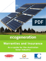 ECO Warranties and Insurance E-guide