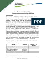 Plan Desarrollo Tomás de Berlanga