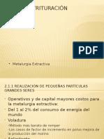 Cursos de Metalurgia Extractiva - 2.1 Conminucion