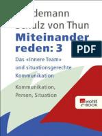 Miteinander reden 03 - Das _Inn - Schulz von Thun, Friedemann.epub