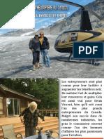 Denis Vincent - Le pilote d'hélicoptère du Canada