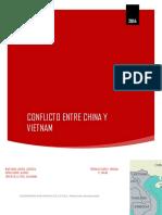 Conflicto Entre China y Vietnam