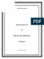 Social Security Law - Iran