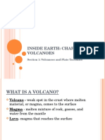 Volcanoes Section 1