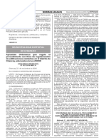 Aprueban Ordenanza que regula el procedimiento con fines de regularización de edificaciones existentes en el distrito de Chancay adecuada a la Ley 29090