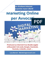 Marketing Online Per Avvocati - Libro