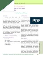 10.Congenital Choanal Atresia