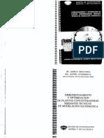 Dimensionamiento y Optimizacion de Plantas