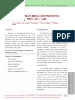 11.SECOND BRANCHIAL SINUS PRESENTING.pdf