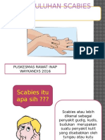 Penyuluhan Scabies Ppt