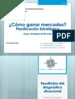 Analisis Situacional - Grupo Estrategias de Mercado