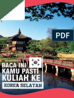 Baca Ini Kamu Pasti Kuliah Ke Korea Selatan