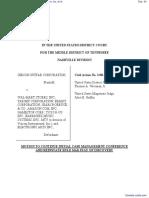 Gibson Guitar Corporation v. Wal-Mart Stores, Inc. et al - Document No. 34