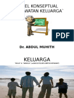 Model Konseptual Keperawatan Keluarga