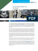 I Estudio de siniestralidad vial en motocicletas