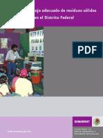 Escuela Limpia DF-Manual de Manejo Adecuado de Residuos Solidos[1]