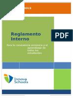 Reglamento Modelo 2017