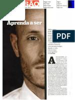 revista visao - optimismo