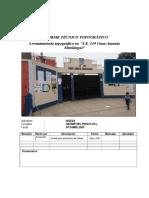 Informe Topografico-colegio 139 Gran Anauta Mariategui Sjl