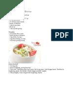 Sup Bengkuang