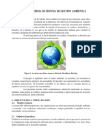 ISO 14001 PET 750 Gestion Ambiental
