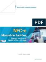 Manual de Especificacoes Tecnicas Do DANFE NFC-e QR Code - Versao 4.1