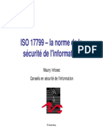 ISO 17799 - Introduction
