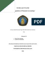 The Regulation of Financial Accounting Dwiki