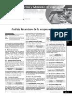 Analisis Financiero de La Empresa Final